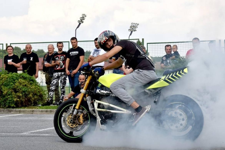 Motorijada motokluba Škorpion Novska