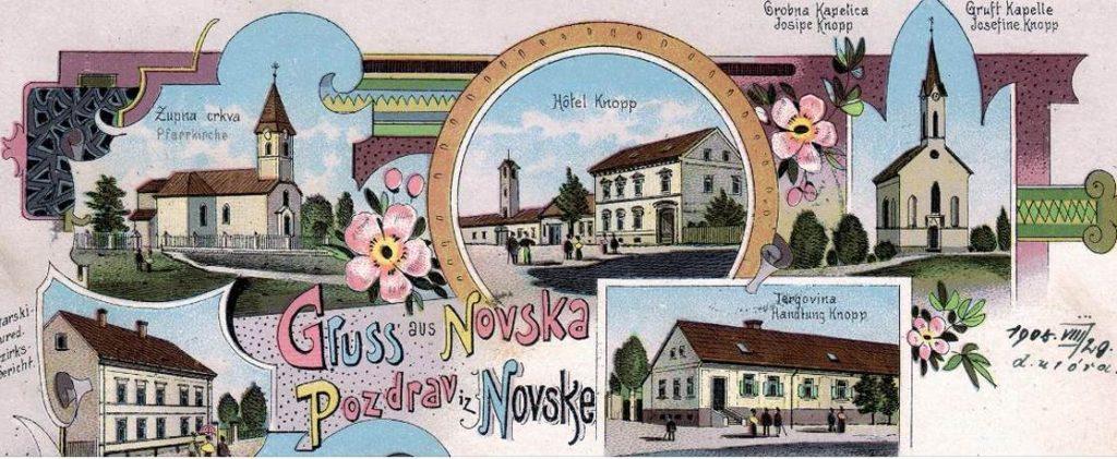 Pozdrav iz Novske