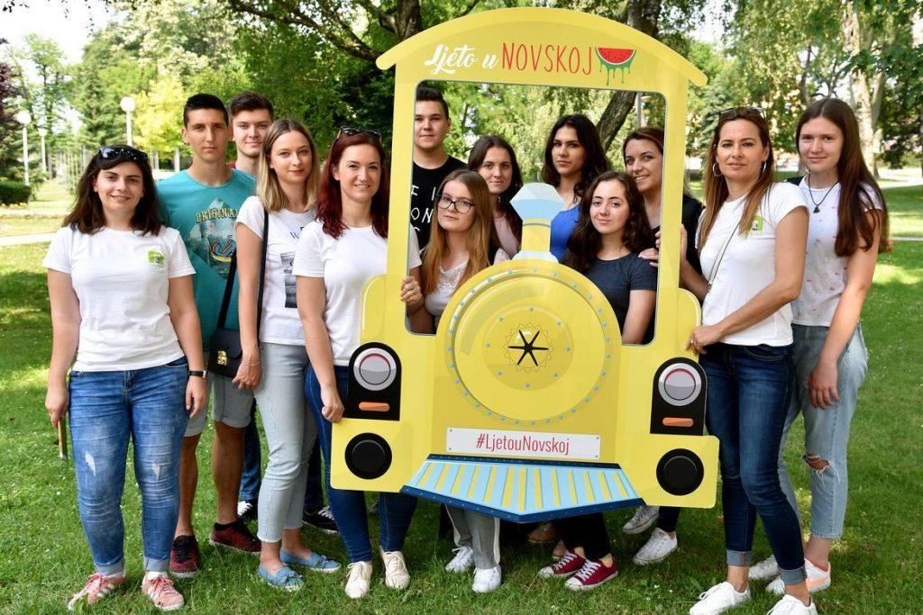 Ljeto u Novskoj