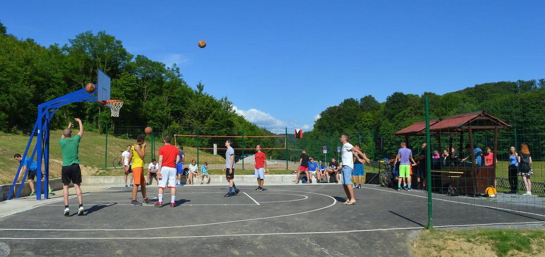 Streetball Ljeto u Novskoj