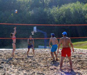Odbojka na pijesku Ljeto u Novskoj