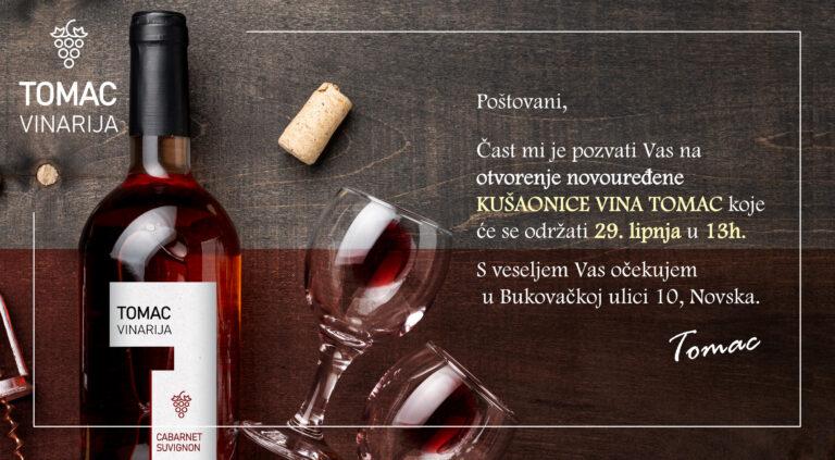 kušaonica vina u novskoj