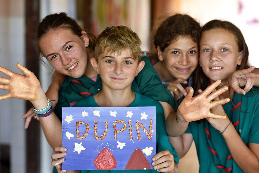Kamp DUPIN